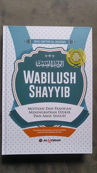Buku Wabilush Shayyib Meningkatkan Dzikir & Amal Shalih cover