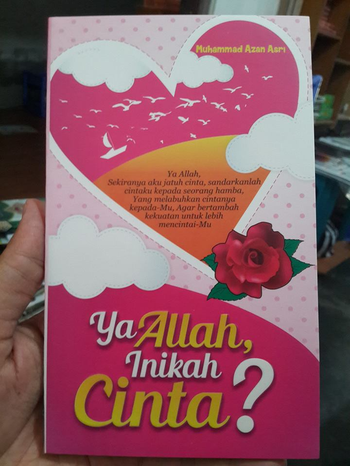 ya Allah Inikah cinta buku cover